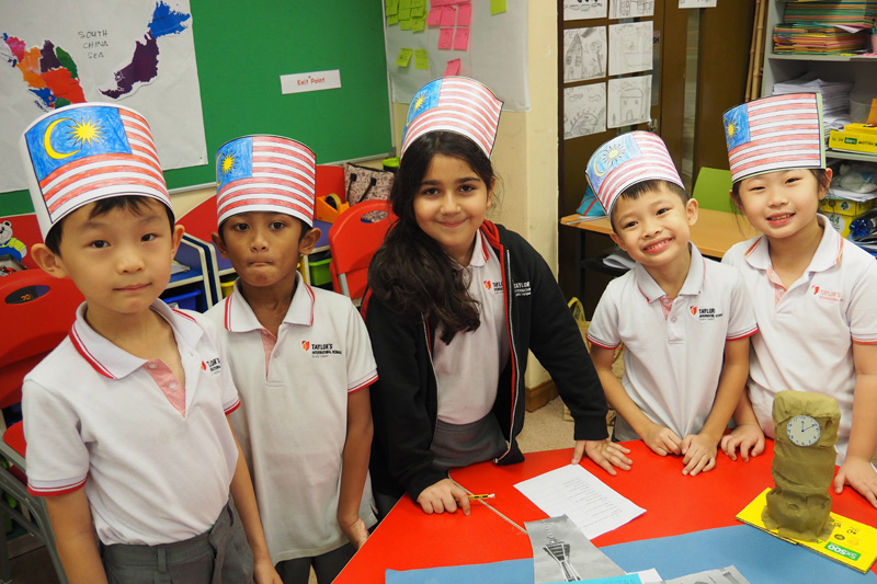 After 4 weeks of learning about our home/host country Malaysia, students shared their experiences with parents and peers.